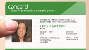 UK Police chiefs back medicinal cannabis cards for patients