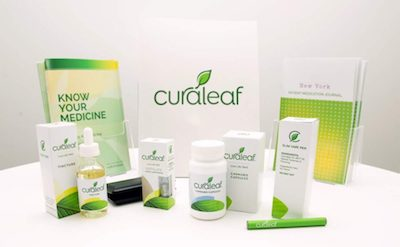 Curaleaf Expands Range