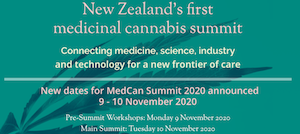 MedCan 2020 New Zealand – Conference