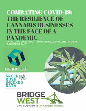 "Report: ""Combating COVID-19: The Resilience of Cannabis Businesses in the Face of a Pandemic."""