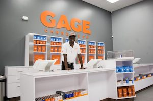 Gage Raises More Cash