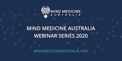 Mind Medicine Australia Free Online Webinar Series