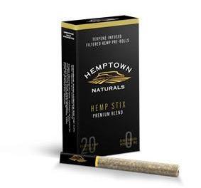 Hemptown Launches Hemptown Naturals Line of Hemp Smokables