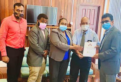 Guyana:  Local Hemp Association Builds Govt Support For Hemp Production