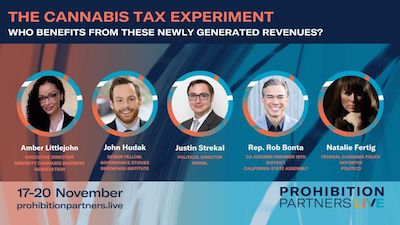 The Cannabis Tax Experiment