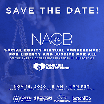NACB Announce Social Equity Conference
