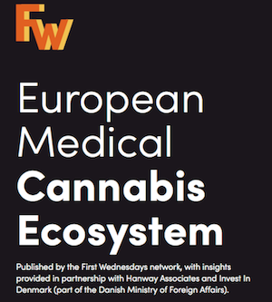 New Report Published: European Medical Cannabis Ecosystem