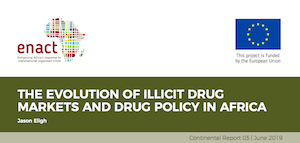 The Evolution of Illicit Drug Markets and Drug Policy in Africa