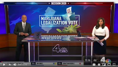 New Jersey Votes to Legalize Recreational Marijuana | NBC New York