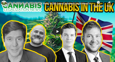 Is Cannabis Legal in the UK? UK Cannabis Laws Explained  / Cannabis legalization in UK. … Elliott Rolfe and Nick Earles from Mackrell.Solicitors join us to discuss cannabis in the UK