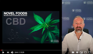 Cannabidiol (CBD) – Novel Foods 2020