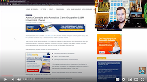 Aurora Cannabis (ACB) EXITS Australia's Cann Group after $28M Impairment charge – Oct 15, 2020