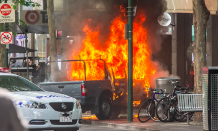 Australia: Victoria Police Security Intelligence Unit officer downgraded Bourke Street Terror Attacker Because He Smoked Cannabis