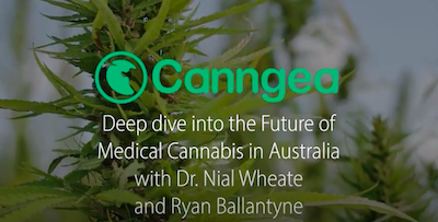 Australia: Canngea: The future of medical cannabis in Australia