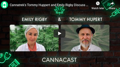 Cannatrek's Tommy Huppert and Emily Rigby Discuss The Australian Medicinal Cannabis Industry