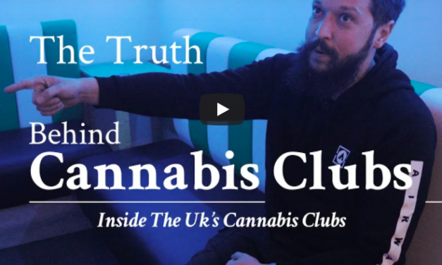 Inside the UK's Cannabis Clubs – The Truth Behind Cannabis Clubs. (April 30 2020)