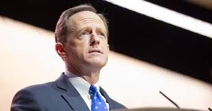 "Toomey Says """"I am sympathetic to the idea that people who are involved in [the] cannabis industry—in an entirely legal fashion"""