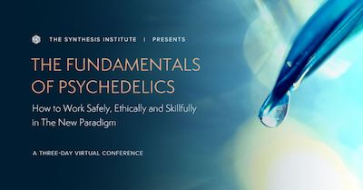 3 Day Digital Conference:  THE FUNDAMENTALS OF PSYCHEDELICS How to Work Safely, Ethically and Skillfully in the New Paradigm