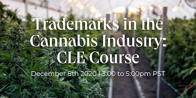 Trademarks in the Cannabis Industry: CLE Course