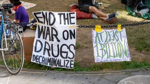 US drug laws set for sweeping overhaul as voters choose decriminalization Says The Guardian