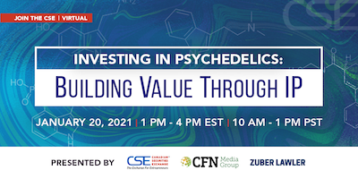 Investing in Psychedelics: Building Value Through IP