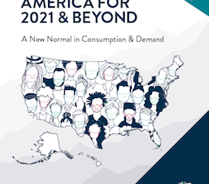 New Frontier Data Publish New Report: Cannabis In America For 2021 & Beyond: A New Normal in Consumption & Demand.