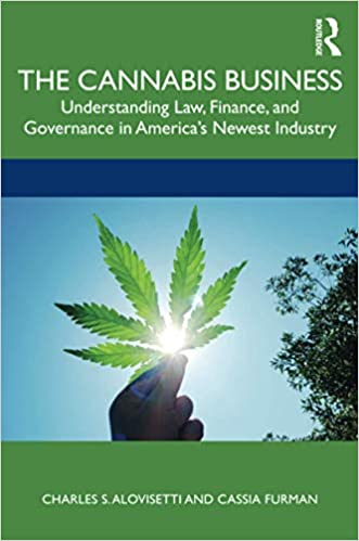 New Title: The Cannabis Business 1st Edition