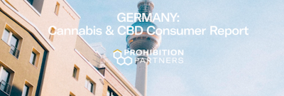 "Prohibition Partners Publish: ""Germany – CBD & Cannabis Consumer Report"""