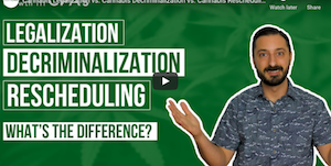 Green Growth CPA's: Cannabis Legalization vs. Cannabis Decriminalization vs. Cannabis Rescheduling