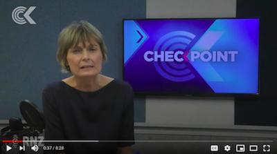 Radio New Zealand: Legal bid underway to dismiss cannabis referendum results