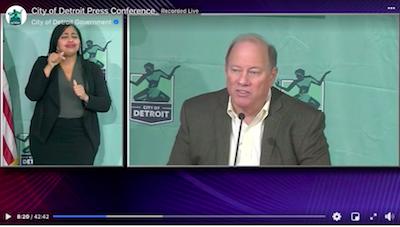 Detroit Mayor Mike Duggan lays out process for obtaining recreational marijuana licenses
