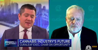 Curaleaf executive chairman on the future of the cannabis industry