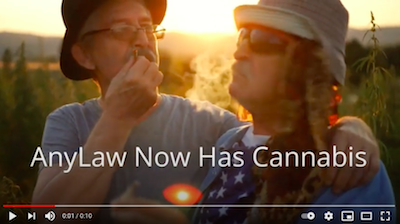 Anylaw Now Has Cannabis