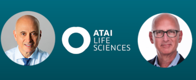 Press Release: atai Life Sciences Appoints New Chief Financial Officer and Chief Medical Officer
