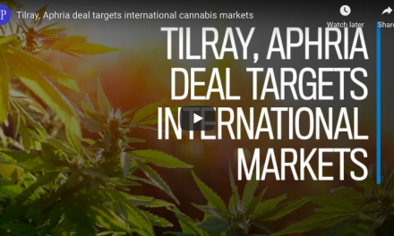 Tilray, Aphria deal targets international cannabis markets