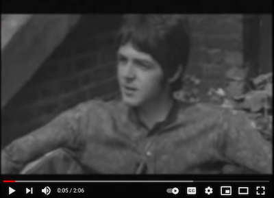 Paul Talks About His LSD Experiences