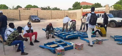 The Gambia: Drug Law Enforcement Agency of The Gambia (DLEAG) Makes Biggest Ever Seizure Of Moroccan Hashish