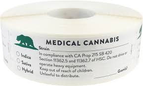 New California cannabis health-warning label requirement could trigger swell of industry lawsuits