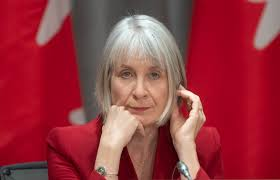 Canada's Minister of Health Patty Hajdu Says Therapists in Canada will be allowed to possess and consume psychedelic mushrooms