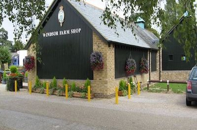 UK Media Reports The Windsor Royal Farm Shop Now Retails A CBD Beverage Line