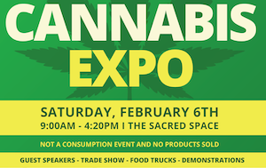 "Is It Worth It? Cannabis LAB To Hold Expo In Florida On Feb 6 With Tagline, ""Join us in Miami Outdoors, Masked and 6 Feet Apart"""