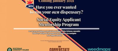 Arizona: Free Social Equity Mentorship Program Offered By MITA