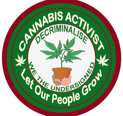 """Document: """"We The Undersigned Have a Human Sovereign Right to Cannabis"""" Preliminary Evidence Bundle Against the Political Policy Called """"The War On Cannabis"""""""