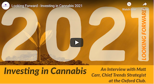 Cannabis Tech: Looking Forward – Investing in Cannabis 2021