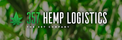 Press Release:   357 Hemp Logistics First to Include Complimentary $50,000 Hemp Cargo Insurance on Shipments