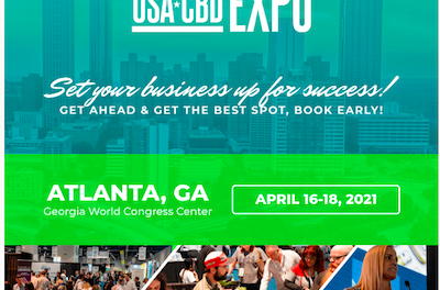 Another US Company Betting On Live Event For CBD Early 2021