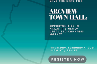 Opportunites In Arizona's Newly Legalized Cannabis Market
