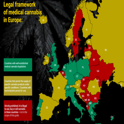 Article: Navigating the European Market for Medical Cannabis