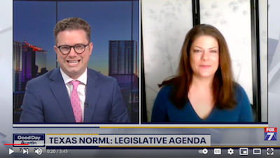 January 22 2021: What's up with marijuana in Texas this legislative session? | Good Day Austin