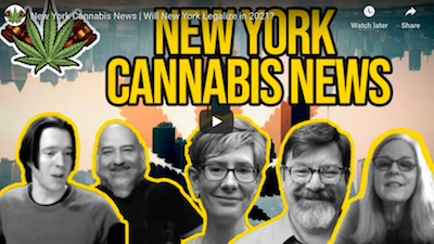January 24 2021: New York Cannabis News | Will New York Legalize in 2021?
